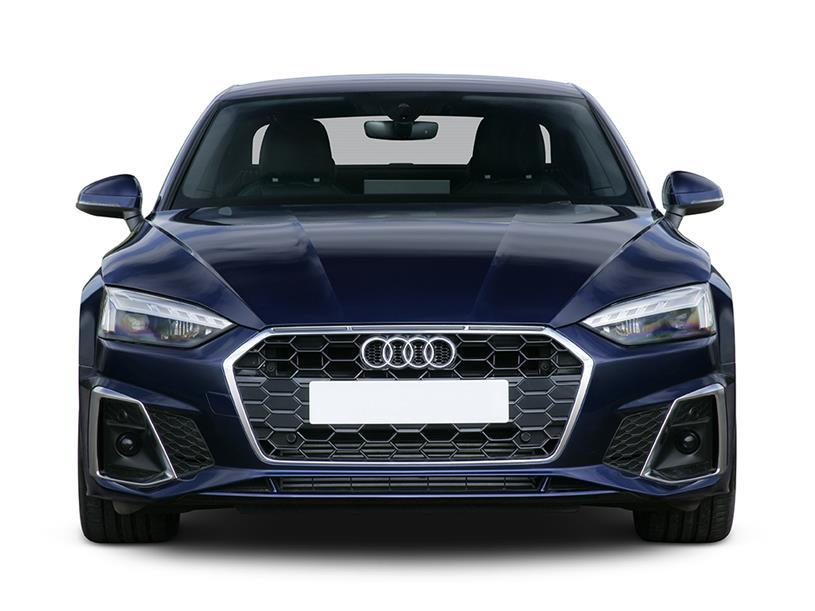 Audi A5 Coupe 40 TFSI 204 Sport 2dr S Tronic [Comfort+Sound]