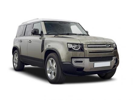 Land Rover Defender Diesel Estate 3.0 D300 X-Dynamic S 110 5dr Auto [6 Seat]