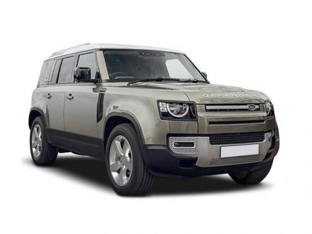 Land Rover Defender Estate 2.0 P400e X-Dynamic HSE 110 5dr Auto [6 Seat]