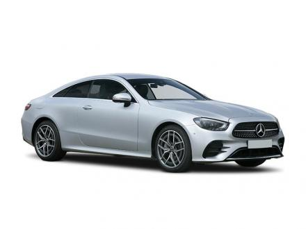 Mercedes-Benz E Class Diesel Coupe E220d AMG Line Night Ed Premium + 2dr 9G-Tronic