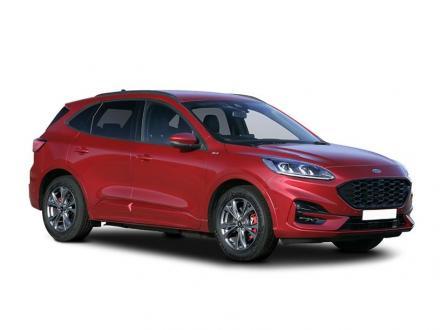 Ford Kuga Estate 2.5 FHEV ST-Line X Edition 5dr CVT