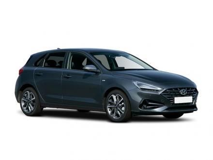 Hyundai I30 Hatchback 1.5T GDi N Line 5dr DCT