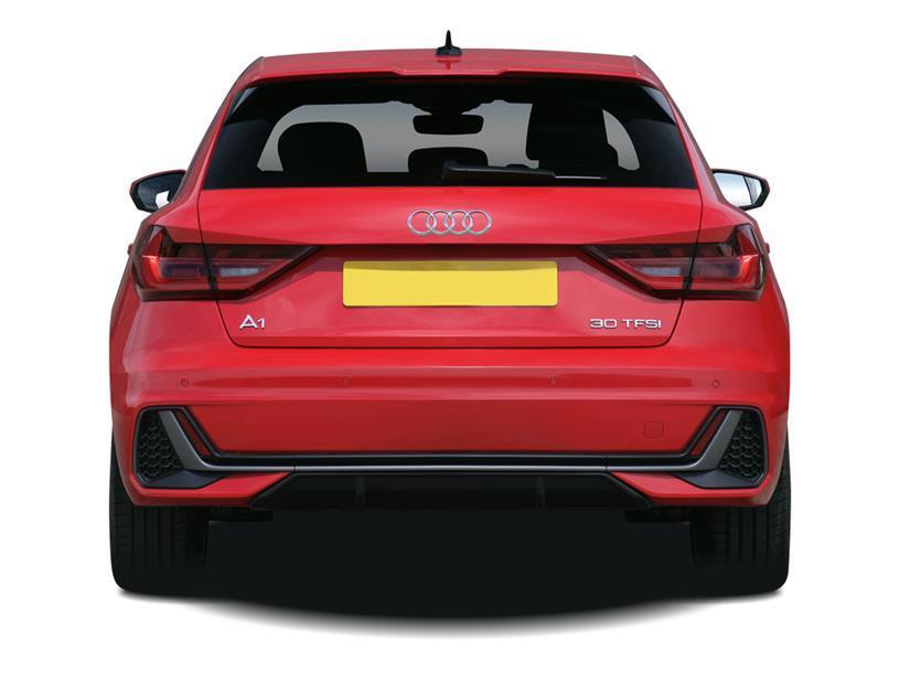 Audi A1 Sportback 30 TFSI 110 S Line 5dr S Tronic [Tech Pack]