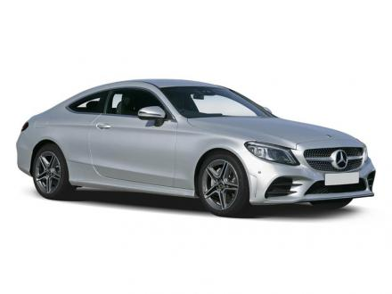 Mercedes-Benz C Class Diesel Coupe C220d AMG Line Edition Premium 2dr 9G-Tronic