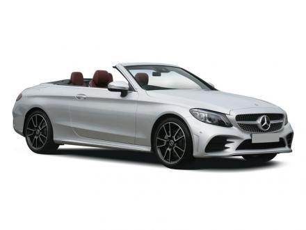 Mercedes-Benz C Class Diesel Cabriolet C220d AMG Line Edition Premium 2dr 9G-Tronic
