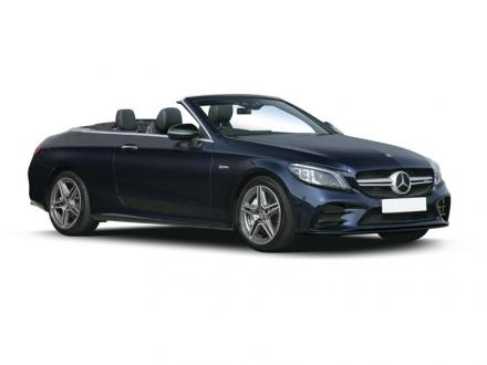 Mercedes-Benz C Class Amg Cabriolet C43 4Matic Edition Premium 2dr 9G-Tronic