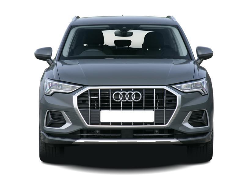 Audi Q3 Diesel Estate 35 TDI Quattro Black Edition 5dr S Tronic [C+S]