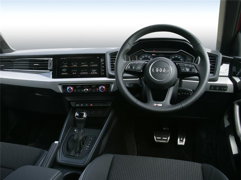 Audi A1 Sportback 25 TFSI Black Edition 5dr S Tronic