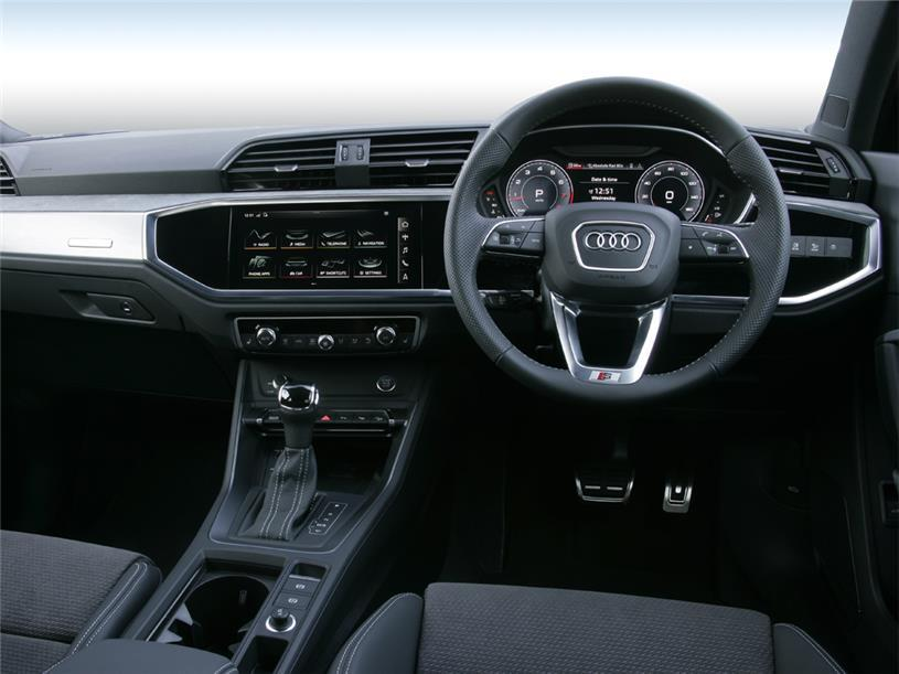 Audi Q3 Sportback 35 TFSI Black Edition 5dr
