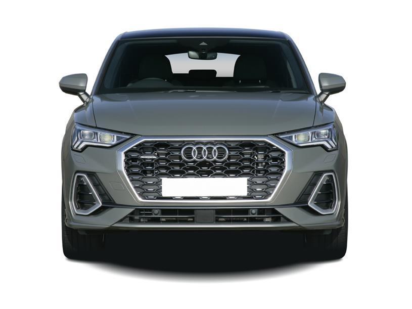 Audi Q3 Diesel Sportback 35 TDI Black Edition 5dr S Tronic [C+S Pack]