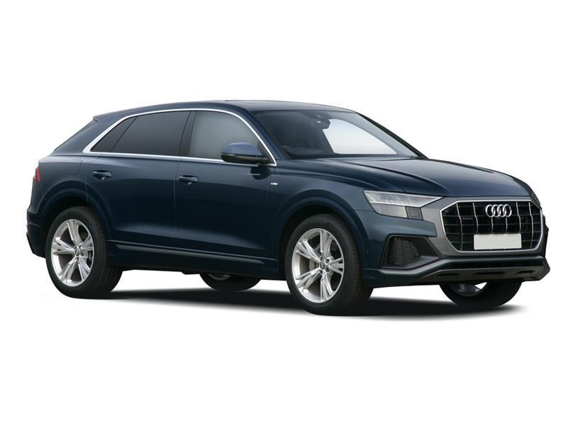 Audi Q8 Estate 60 TFSI e Quattro Competition 5dr Tiptronic [C+S]
