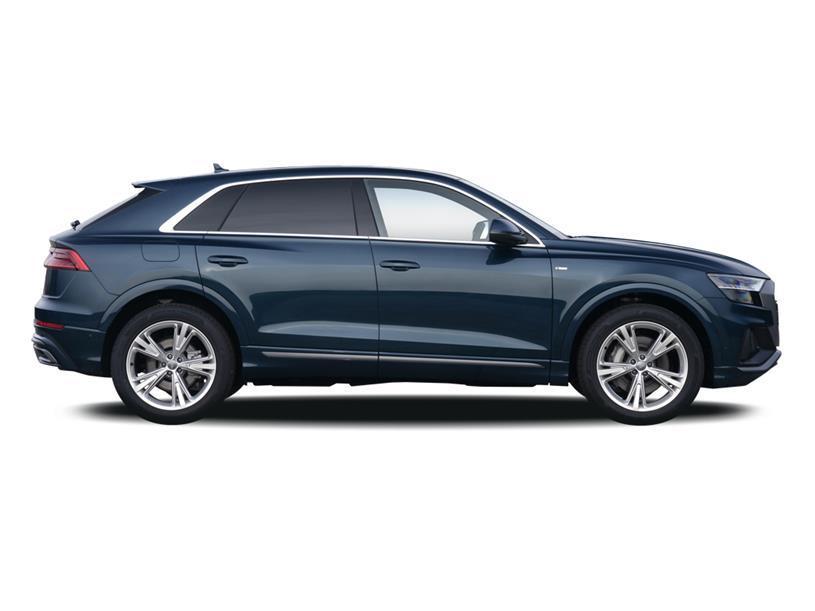 Audi Q8 Estate SQ8 TFSI Quattro Black Edition 5dr Tiptronic