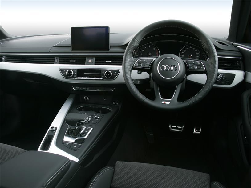 Audi A4 Diesel Avant 40 TDI 204 Quattro Sport Edition 5dr S Tronic