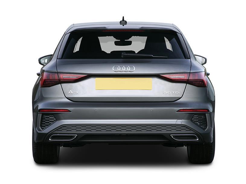 Audi A3 Sportback 40 TFSI e Sport 5dr S Tronic [Comfort+Sound]