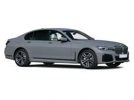 BMW 7 Series Saloon 740i [333] 4dr Auto