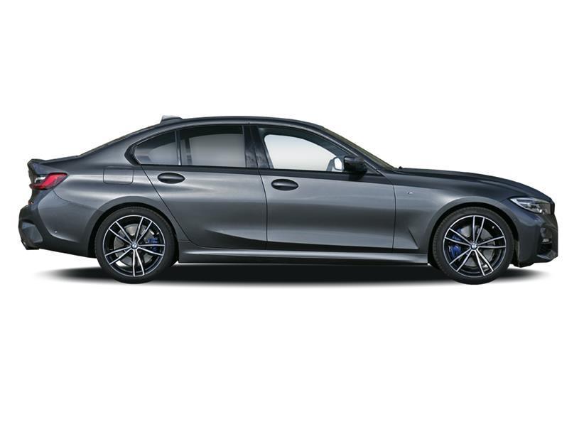 BMW 3 Series Diesel Saloon 330d xDrive MHT M Sport 4dr Step Auto