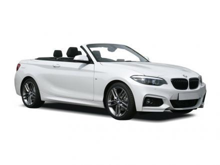 BMW 2 Series Convertible 218i [2.0] Sport 2dr [Nav]