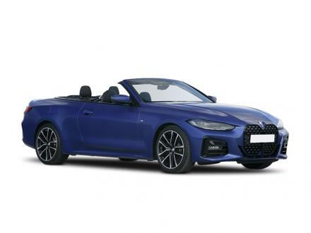 BMW 4 Series Convertible 430i M Sport 2dr Step Auto [Pro Pack]