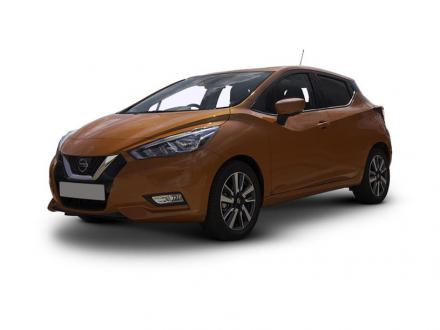Nissan Micra Hatchback 1.0 IG-T 92 N-Sport 5dr CVT [Nav]