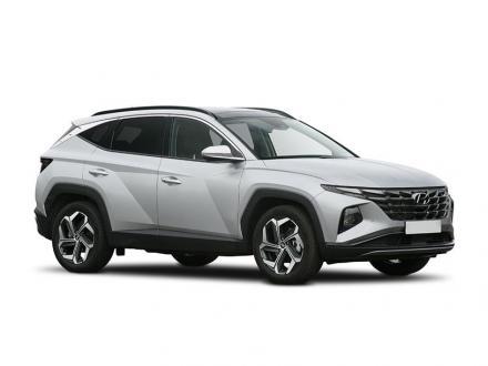 Hyundai Tucson Estate 1.6 TGDi 48V MHD SE Connect 5dr 2WD