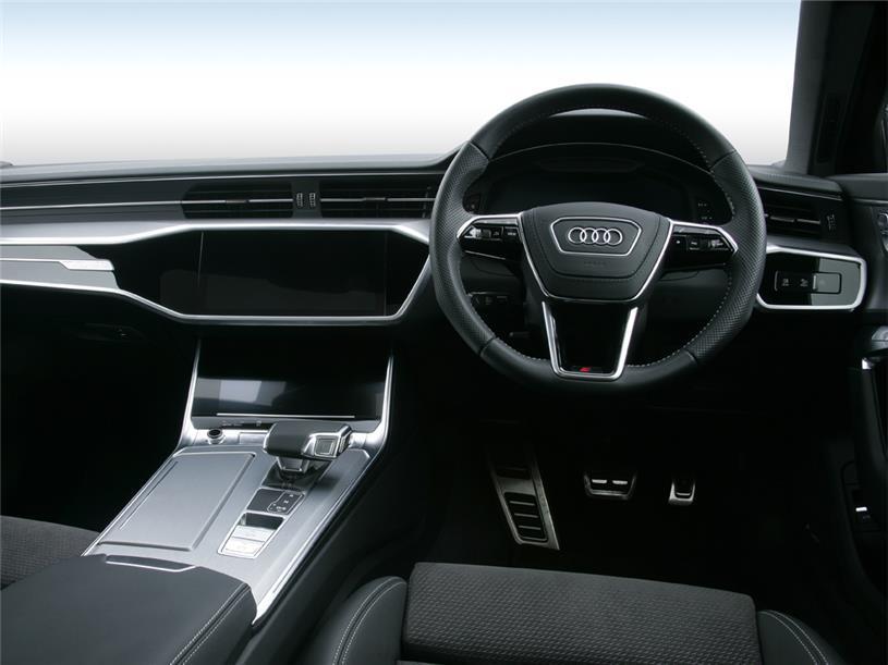 Audi A6 Diesel Saloon S6 TDI 344 Quattro Black Edition 4dr Tip Auto