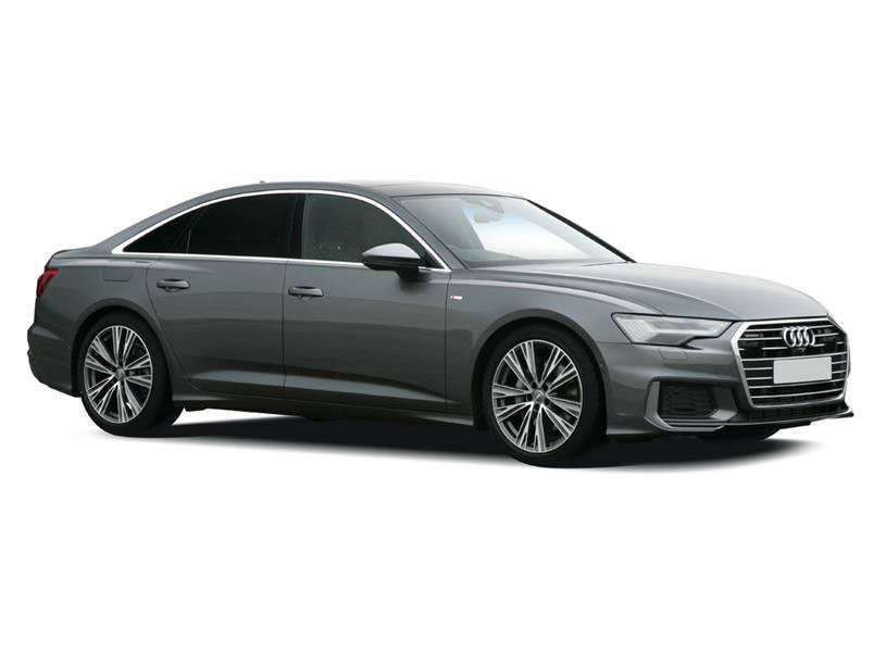 Audi A6 Diesel Saloon S6 TDI 344 Quattro Black Ed 4dr Tip Auto [C+S]