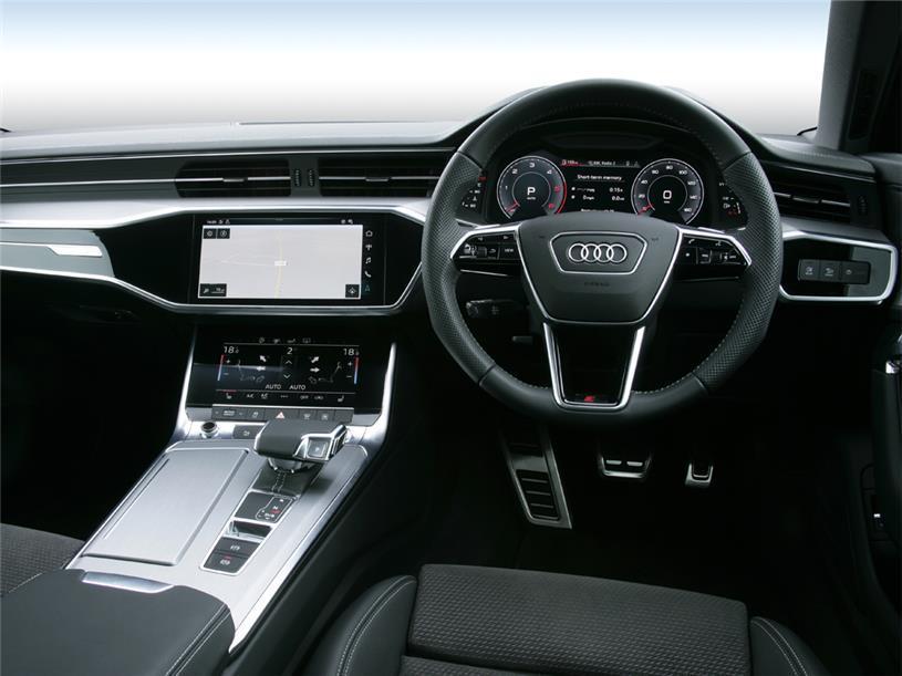 Audi A6 Diesel Avant S6 TDI 344 Quattro Black Edition 5dr Tip Auto