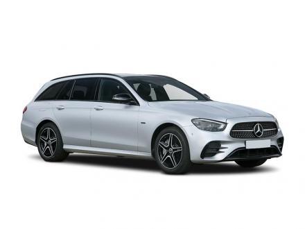 Mercedes-Benz E Class Diesel Estate E300d 4Matic AMG Line Premium 4dr 9G-Tronic