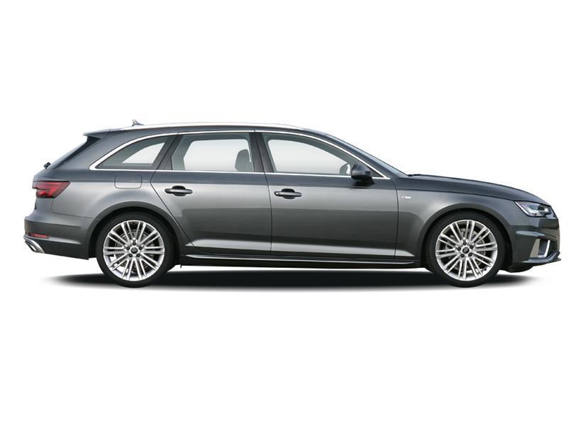 Audi A4 Diesel Avant S4 TDI 341 Quattro 5dr Tiptronic [Comfort+sound]