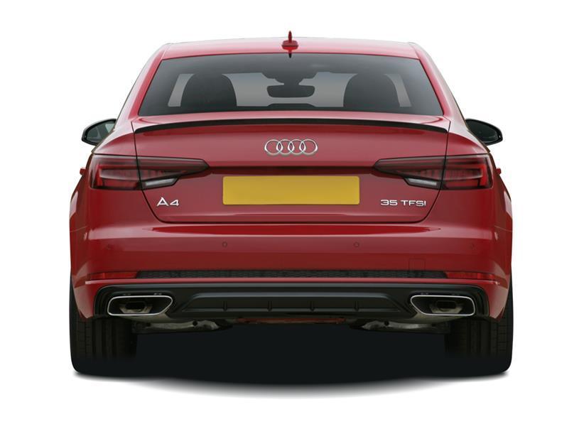 Audi A4 Diesel Saloon S4 TDI 341 Quattro Black Ed 4dr Tiptronic [C+S]