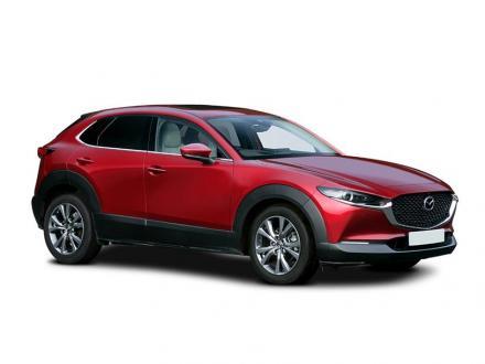 Mazda Cx-30 Hatchback 2.0 e-Skyactiv X MHEV GT Sport 5dr AWD