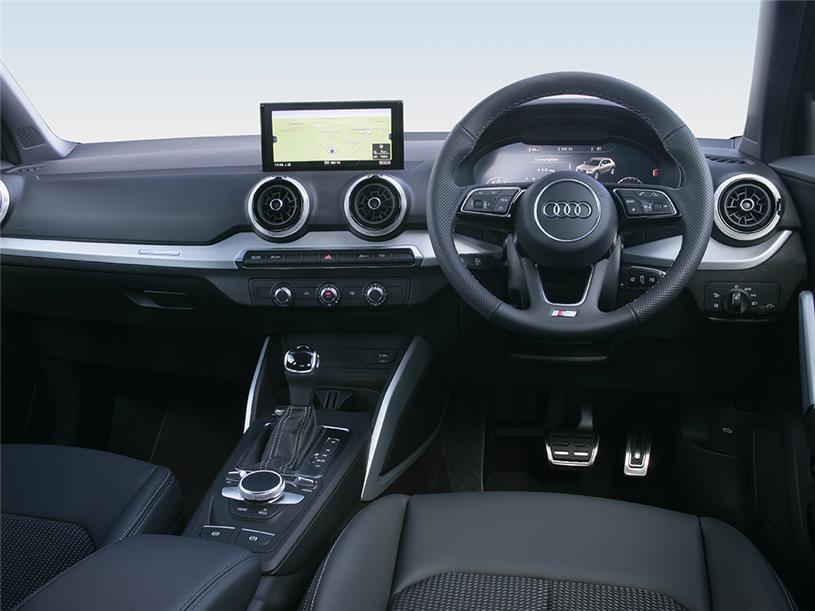 Audi Q2 Diesel Estate 30 TDI S Line 5dr [C+S Pack]