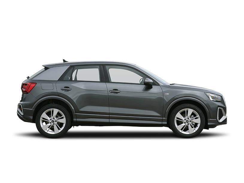 Audi Q2 Estate 40 TFSI Quattro S Line 5dr S Tronic