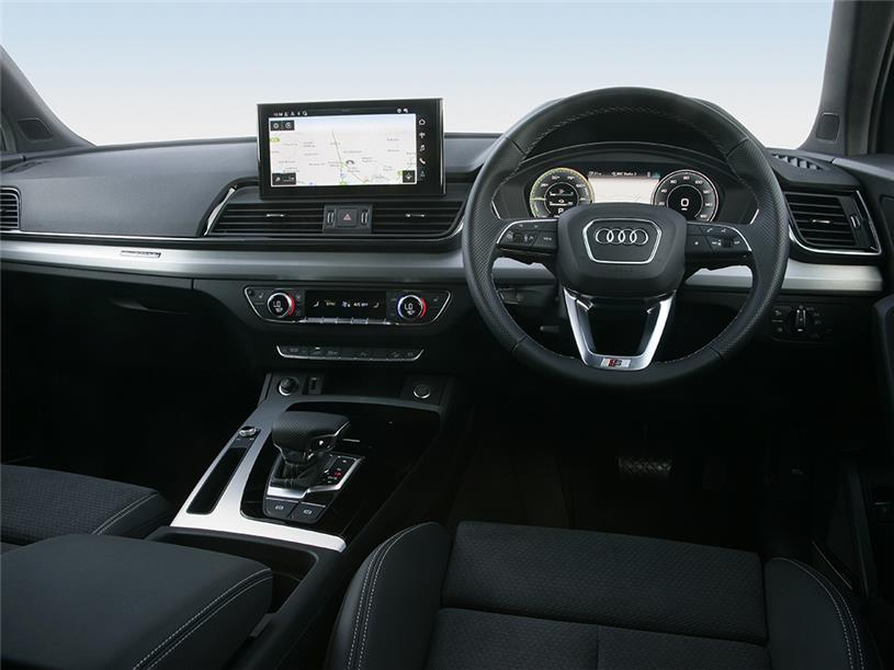 Audi Q5 Sportback 45 TFSI Quattro S Line 5dr S Tronic [C+S]