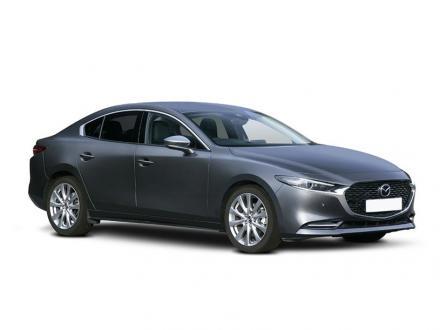 Mazda Mazda3 Saloon 2.0 e-Skyactiv-X MHEV [186] GT Sport Tech 4dr Auto