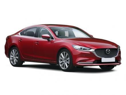 Mazda Mazda6 Saloon 2.0 Skyactiv-G Sport 4dr