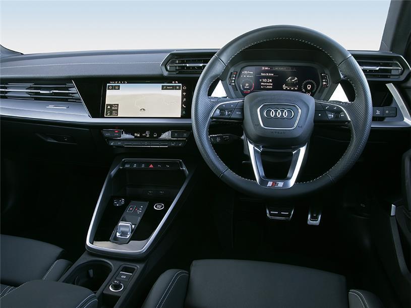 Audi A3 Diesel Saloon 40 TDI Quattro S line 4dr S Tronic