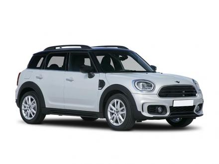 MINI Countryman Hatchback Special Editions 2.0 Cooper S Shadow Edition 5dr Auto [Comfort Pk]