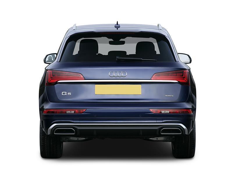 Audi Q5 Estate 55 TFSI e Quattro Competition 5dr S Tronic [C+S]