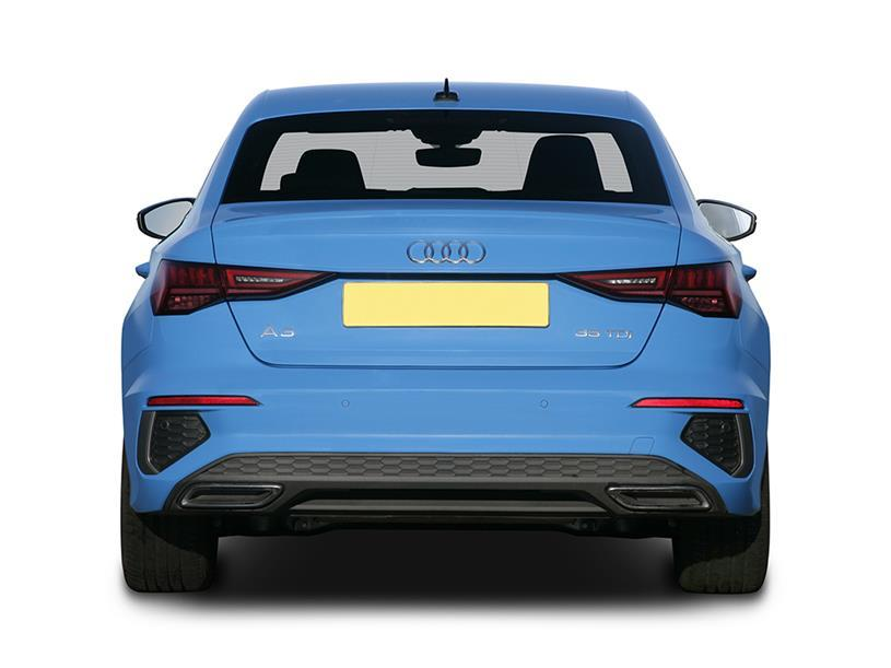 Audi A3 Diesel Saloon 35 TDI S line 4dr [Comfort+Sound]