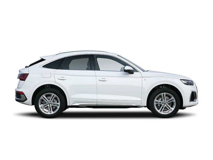 Audi Q5 Sportback 50 TFSI e Quattro S Line 5dr S Tronic [C+S]
