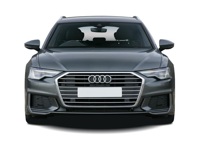 Audi A6 Avant 50 TFSI e 17.9kWh Qtro Black Edition 5dr S Tronic