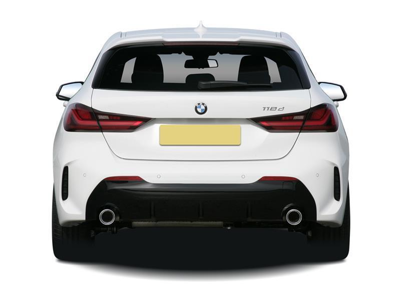 BMW 1 Series Diesel Hatchback 116d SE 5dr Step Auto [Live Cockpit Professional]