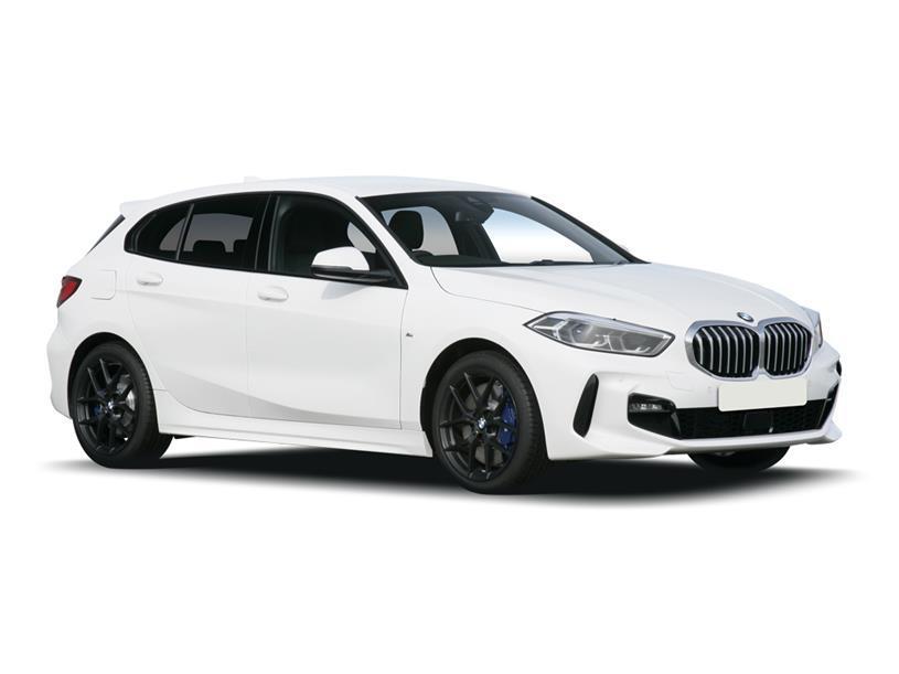 BMW 1 Series Diesel Hatchback 118d M Sport 5dr Step Auto [Live Cockpit Pro]