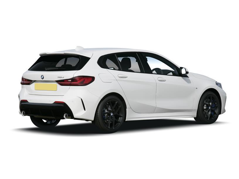 BMW 1 Series Diesel Hatchback 118d M Sport 5dr Step Auto [LCP/Pro pk]