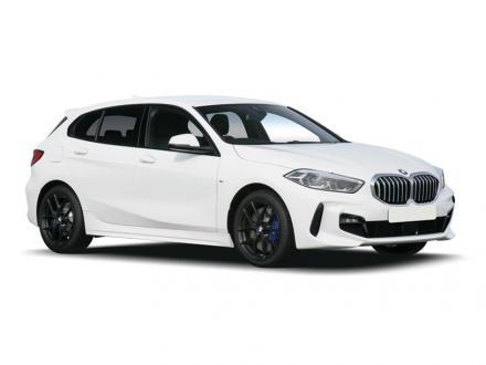 BMW 1 Series Diesel Hatchback 118d M Sport 5dr Step Auto  [LCP/Pro/Tech pk]