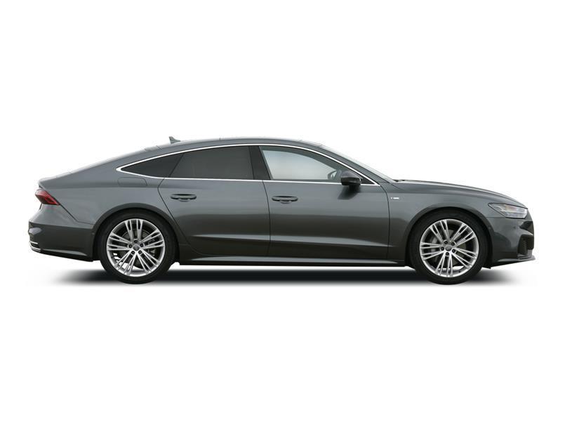 Audi A7 Sportback 50 TFSI e 17.9kWh Qtro S Line 5dr S Tronic [C+S]