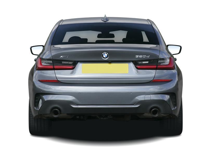 BMW 3 Series Diesel Saloon 320d MHT SE Pro 4dr Step Auto