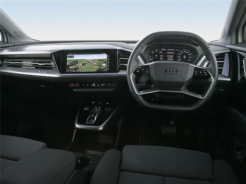 Audi Q4 E-tron Estate 220kW 50 Quattro 82.77kWh Vorsprung 5dr Auto