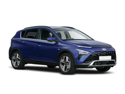 Hyundai Bayon Hatchback 1.0 TGDi [120] 48V MHEV Ultimate 5dr